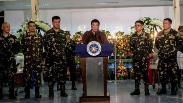 Devlet Başkanından askerlere tecavüz çağrısı!