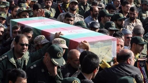 İranlı general Musul'da öldürüldü