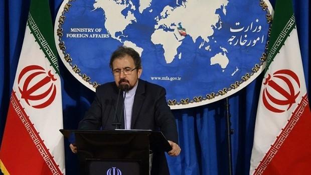 Kasımi: ABD, İran'a herhangi bir mesaj göndermemiştir
