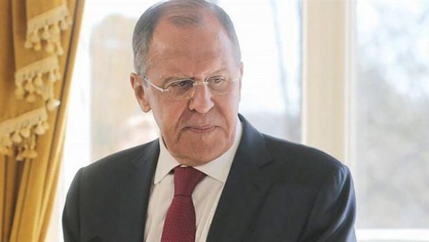 Lavrov: Kararı Suriye verecek