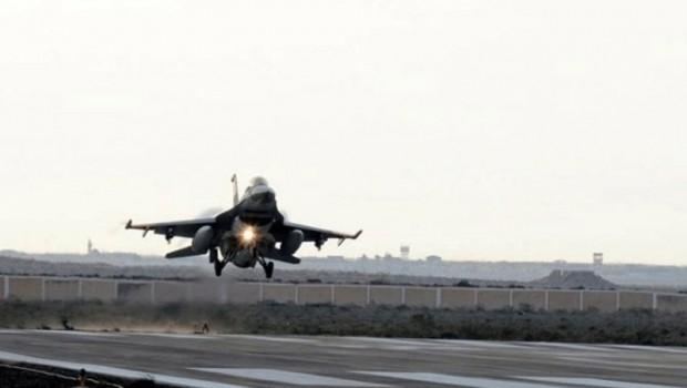 Mısır Libya'yı vurdu! Misilleme yapıldı...