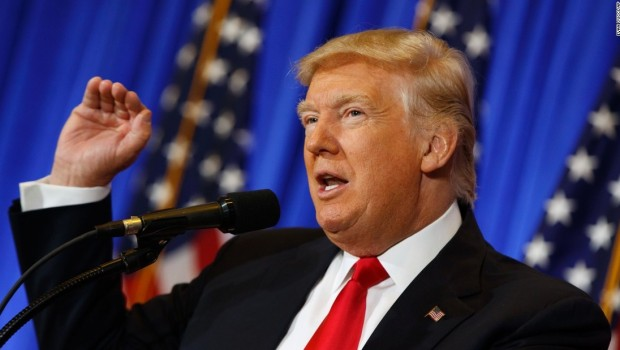 Trump: İran hiçbir koşulda nükleer silah elde etmemeli