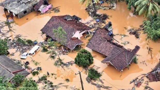 Sri Lanka'da sel felaketi: 151 kişi öldü, 111 kişi kayıp