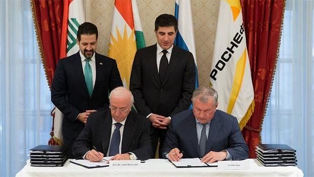 Başbakan Barzani: Anlaşma yeni bir başlangıç!