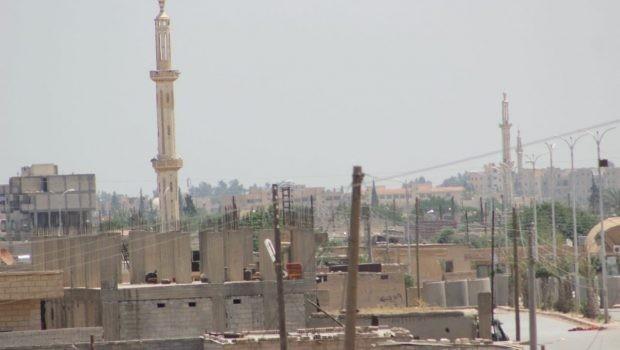 QSD, Rakka kent merkezinde ilerlemeye devam ediyor!