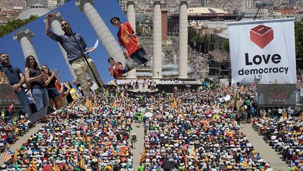 Guardiola: Katalonya'nın bağımsızlığı için oy verin