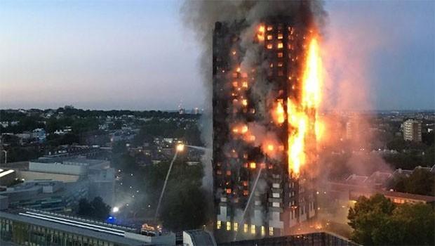 Londra'daki yangın faciası.. Alevler nasıl hızla yayıldı?