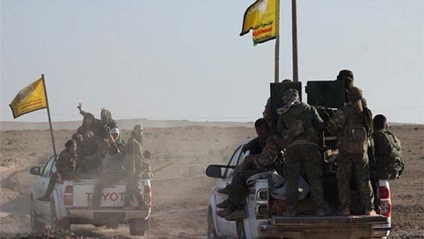 Suriye Ordusu, Rakka kırsalında QSD'ye saldırıyor