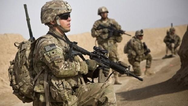 ABD, kuşatma altındaki kente askeri birlik yolladı