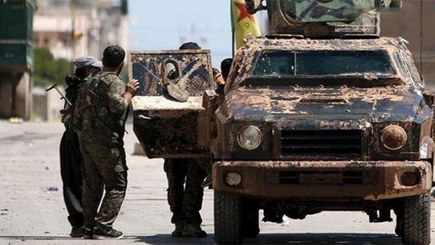Tümgeneral: Esad 'Suriye hükümetine destek olan' YPG'yi Halep'ten çıkarmayacak!