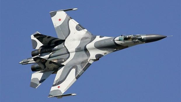 Rus hava saldırılarında 2'si komutan 180 IŞİD üyesi öldürüldü
