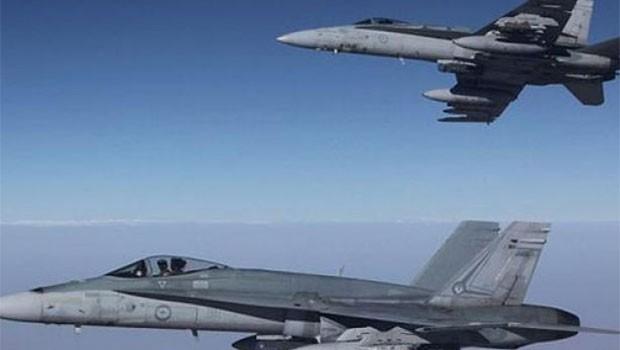 Avustralya Suriye'ye yönelik operasyonları askıya aldı