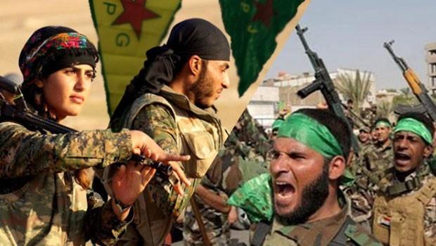 Heşdi Şabi'ye karşı Körfez ülkelerinden YPG kararı!