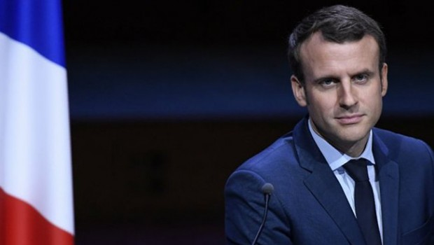 Macron: Esad, Suriye halkının düşmanı!