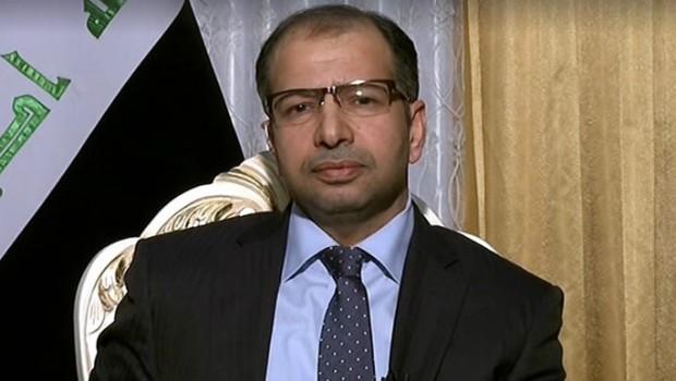 Irak Parlamento Başkanı: Irak'ın parçalanması kabul edilemez