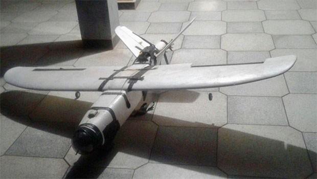 QSD, Rakka'da IŞİD'in insansız hava aracını düşürdü.
