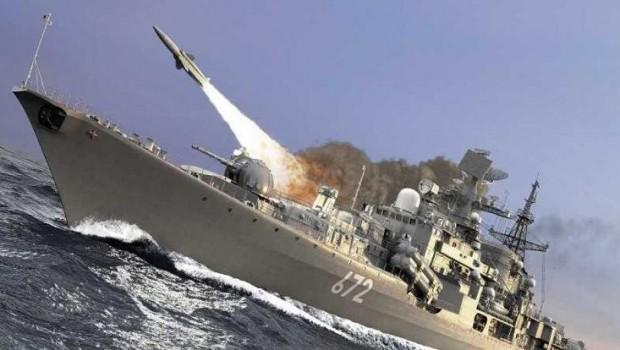 Rusya, IŞİD'i Akdeniz'den vurdu