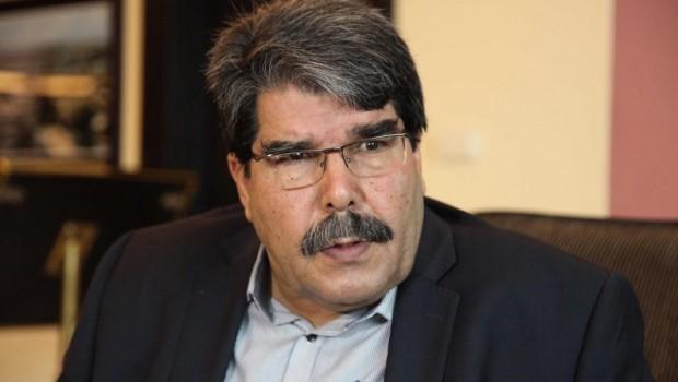 Salih Müslim'den, Rojava'da referandum açiklaması