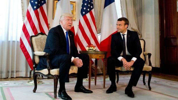 Fransa İle ABD Anlaştı! 'Suriye'yi Vururuz'