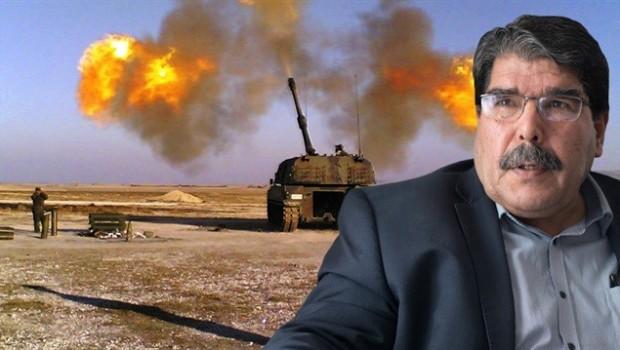 Salih Müslim'den Rusya'ya Efrin Çağrısı!