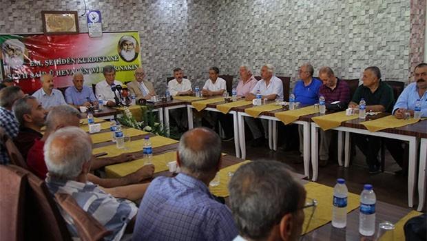 Kürdistani Partiler: Şeyh Said ve arkadaşlarını unutmayacağız!