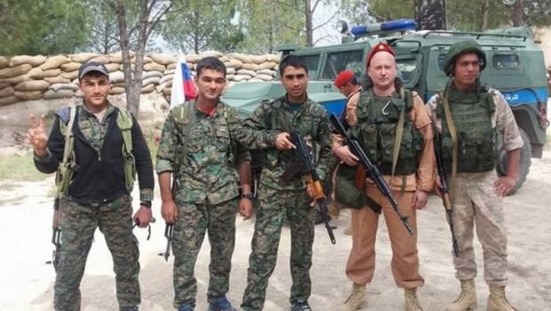 Rusya'nın Efrin'den çekildiği iddiası yalanlandı