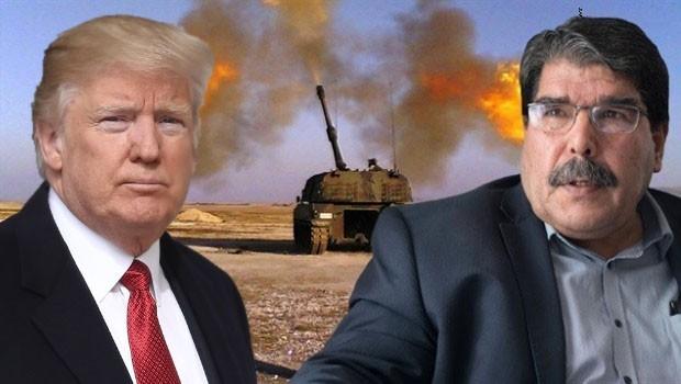 Müslim'den Trump'a Efrin çağrısı!