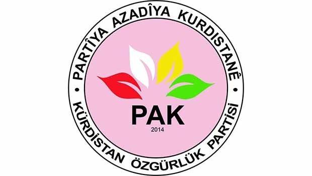PAK: Zarar gören Kürdistan halkı oluyor