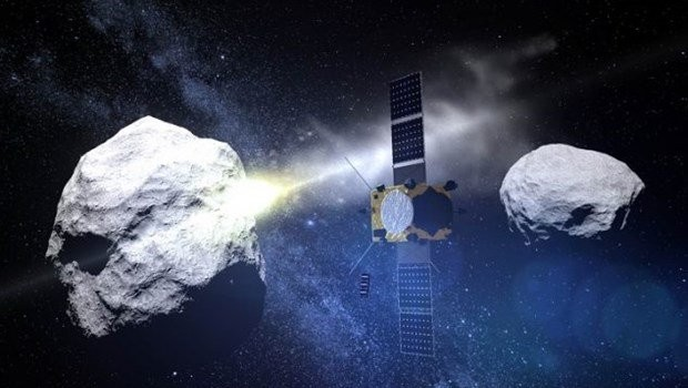 NASA asteroid'lere karşı bu silahı kullanacak