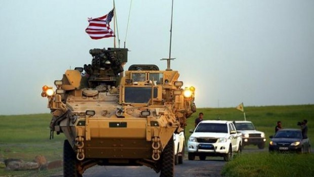 ABD, silah yardımıyla beraber YPG'yi modernize diyor