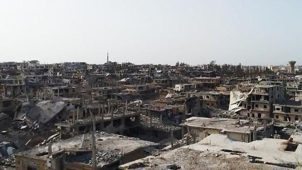ABD ve Rusya'dan Suriye planı