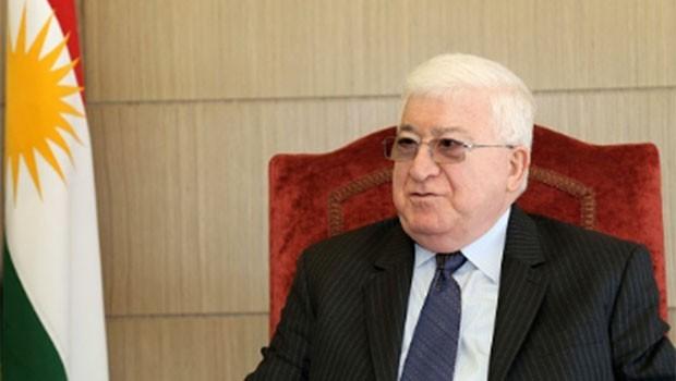 Fuad Masum: Ülke Kürdistan ve Irak olarak ikiye bölünsün