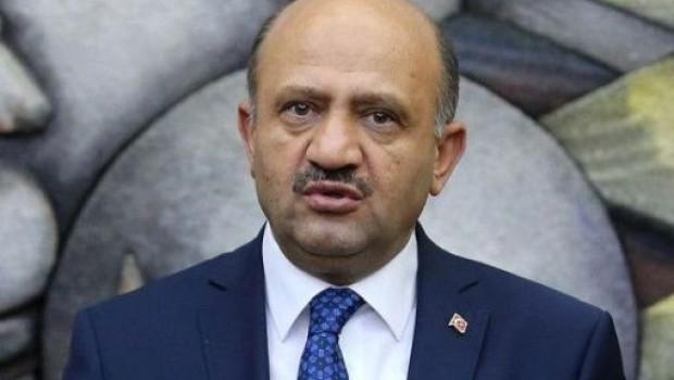 Türkiye Savunma Bakanı: Efrin'e operasyon yapmaktan çekinmeyiz