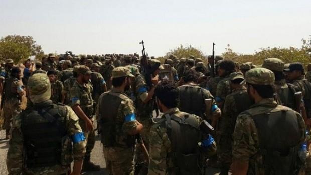 ÖSO Komutanı: Türkiye'den Afrin Operasyonu talimatı aldık
