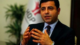 Demirtaş'tan Erdoğan'a 'terörist' yanıtı