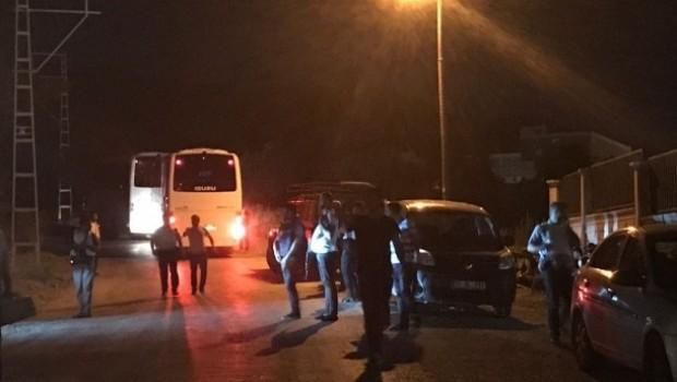 Hatay'da polis noktasına silahlı saldırı