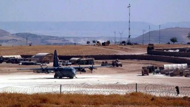 ABD'nin Suriye'deki bir askeri üssü ilk kez görüntülendi