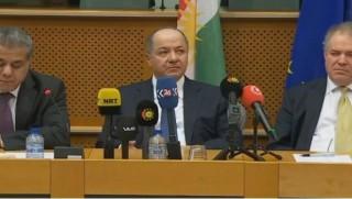 Başkan Barzani: Referandum sonrası bağımsızlığı ilan edip, sınırlarımızı belirleyeceğiz