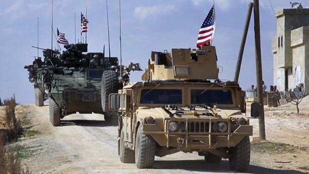 ABD askerleri QSD'ye yardım için Rakka'da