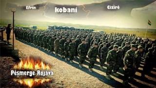 Rojava peşmergelerine yönelik flaş gelişme!