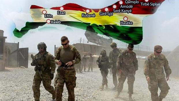 ABD'den Batı Kürdistan'a bir askeri üs daha