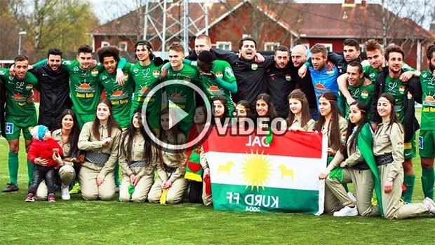 DalKurd Kürdistan'da futbol akademisi açtı