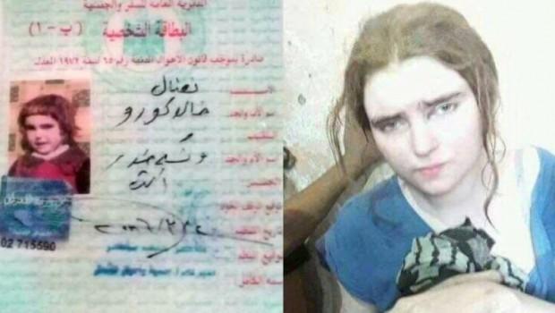 IŞİD'linin Rus nişanlısı diye tanıtılan kız Ezidi çıktı!