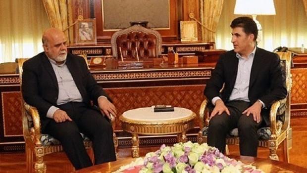 Başbakan Barzani: İran olumlu rol üstlenebilir!