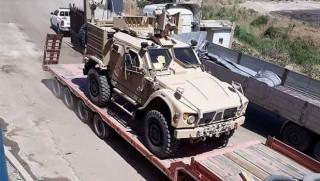 ABD'den YPG'ye yeni askeri sevkiyat