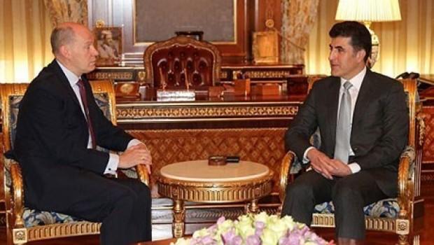 Başbakan Barzani'den İngiliz şirketlerine çağrı