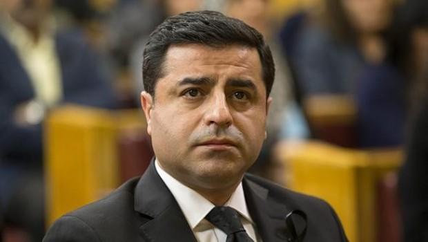 Demirtaş'tan, Meclis grubuna bağlanmak için TBMM'ye dilekçe
