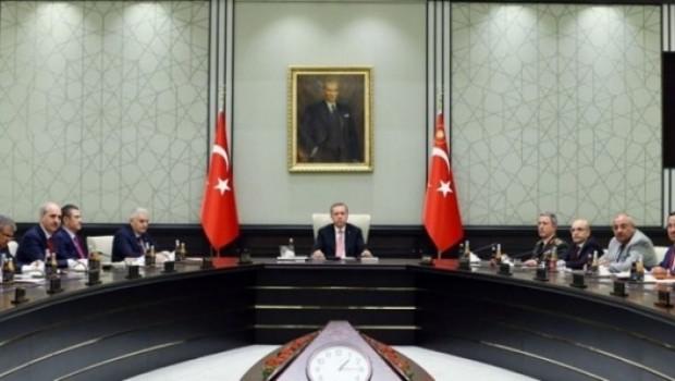 MGK bildirisinde Referandum ve YPG mesajı