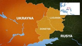 Ukrayna'da yeni devlet ilan edildi
