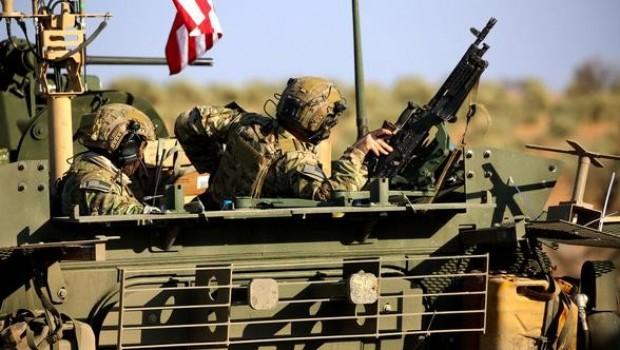 ABD, Kobani'de 235 futbol sahası büyüklüğünde üs kurdu